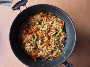 spaghetti di riso thai