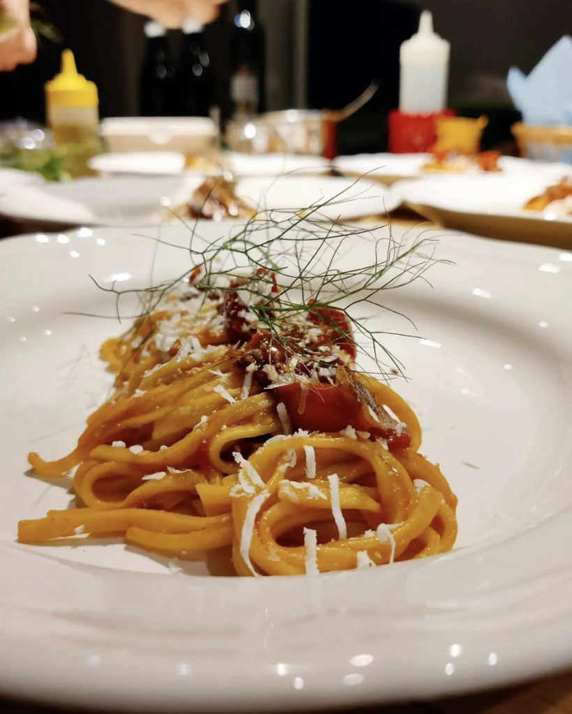 spaghetti al pomodoro segreti